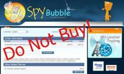 Spybubble reviews