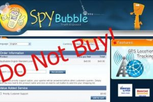Spybubble reviews